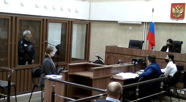 В Сыктывкаре идет суд над Вячеславом Гайзером: прямая трансляция в сети
