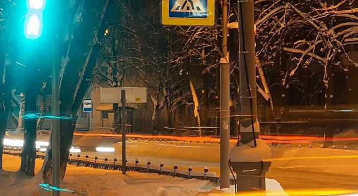 Фото дня: предновогодние вечера в Сыктывкаре