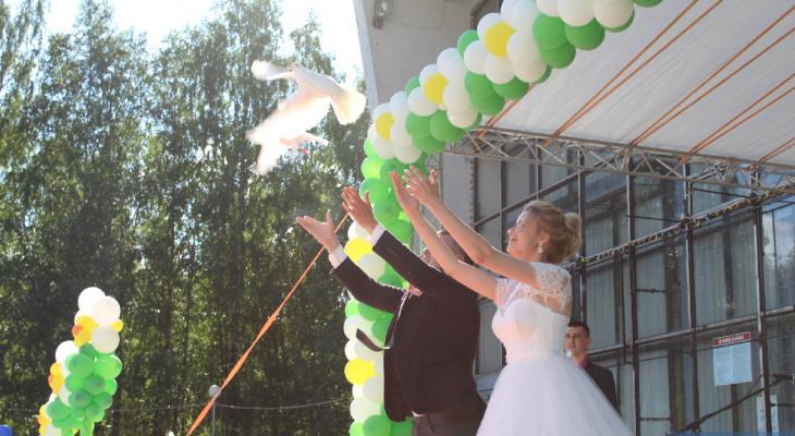 С гражданами каких стран играли свадьбы жители Коми в 2020 году: статистика