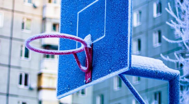 На рабочей неделе в Коми ждут 40-градусные морозы
