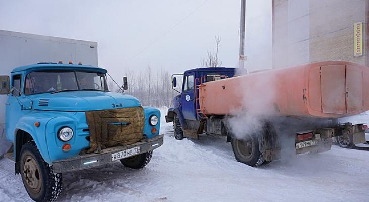 Очередную аварию в доме на Сысольском шоссе в Сыктывкаре устранили
