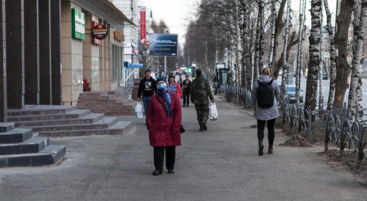 Пенсионерам Коми посоветовали посидеть дома до 3 февраля