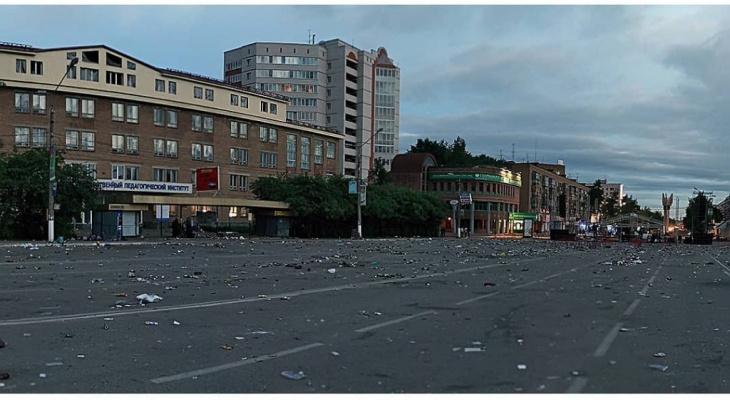 Фото дня в Сыктывкаре: тот самый 2007-й