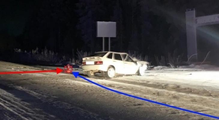 Против водителя «Нефаза» из Коми, по вине которого в ДТП пострадало пять человек, готовят уголовное дело