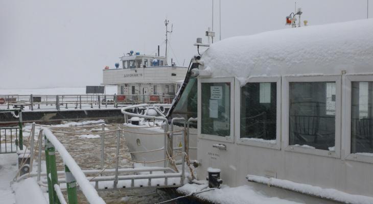 В Сыктывкаре завершилась проверка инцидента с заглохшим паромом со скорой на борту