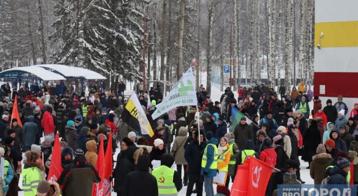 Сыктывкарский юрист рассказал, как не «загреметь» за решетку на протестной акции