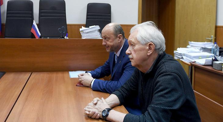 Суд отказался смягчать наказание экс-главе Коми Владимиру Торлопову