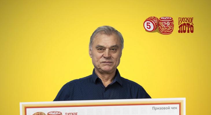 Сыктывкарец стал первым лотерейным миллионером из Коми в новом году