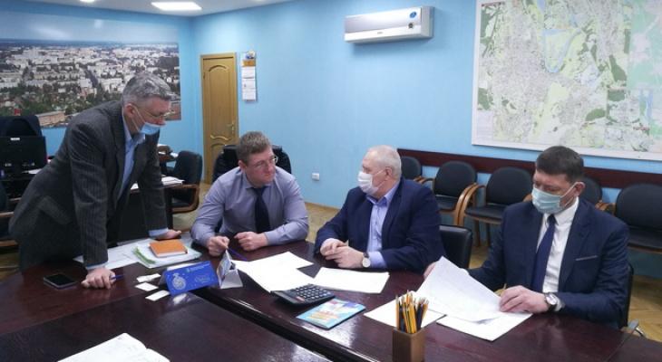 Сыктывкарский водоканал отремонтирует больше восьми километров сетей в 2021 году