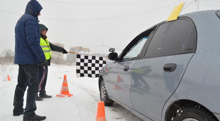 Названы шесть ошибок запуска двигателя автомобиля в мороз