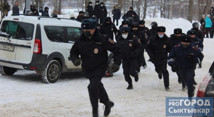Итоги недели в Коми: массовые задержания на митингах и самый криминальный клуб