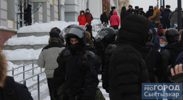 Итоги 31 января: чем закончился протест в Сыктывкаре и чего ждать дальше