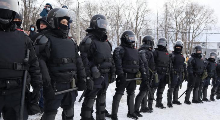 Союз ветеранов Афганистана оценил действия полиции на митингах в Сыктывкаре