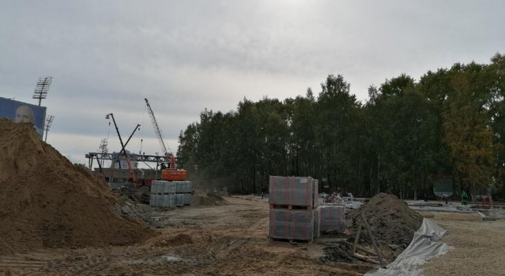 Стало известно, когда в Сыктывкаре вновь откроют площадку «под часами»