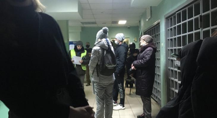 Насилие, пытки и жажда: сыктывкарка рассказала, что было в отделении полиции 31 января