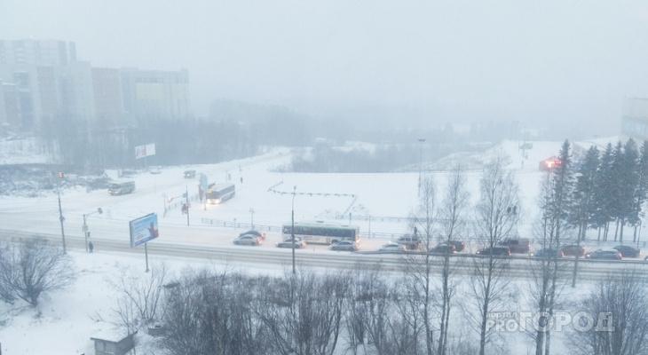 Погода в Сыктывкаре на 9 февраля: морозы и слабый ветер