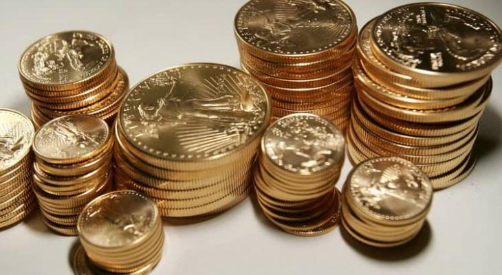 Тонну инвестиционных монет и двести килограммов драгметалла приобрели жители СЗФО в Сбербанке в 2020 году