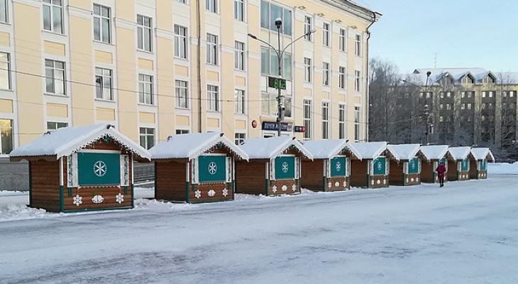 Из-за свиной чумы в Сыктывкаре отменили ярмарки выходного дня