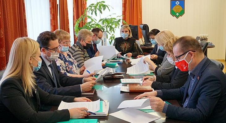 В Сыктывкаре началась работа над законом о статусе столицы Коми