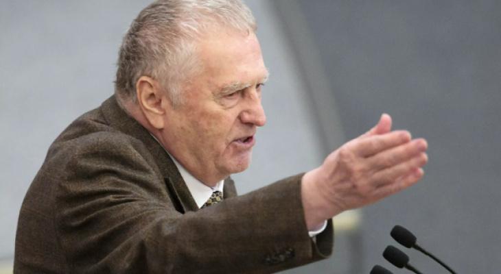 Владимир Жириновский предложил установить предельный вес чиновника в России