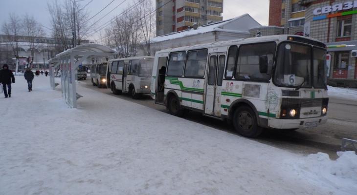 В Сыктывкарском АТП №1 рассказали, почему отказались от автобусов №№1 и 15
