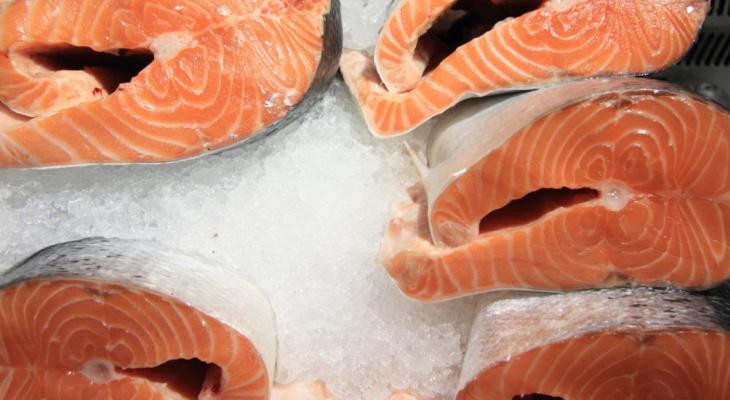 Сыктывкарец за две недели украл лосося на 98 тысяч рублей