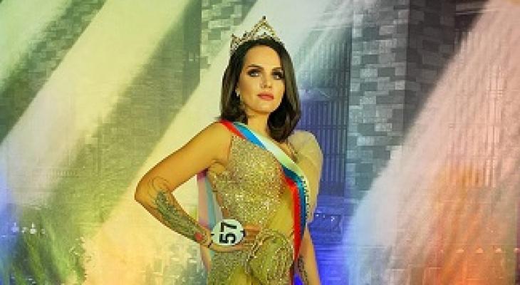 Жительница Коми победила на конкурсе «Миссис Королева России 2021»