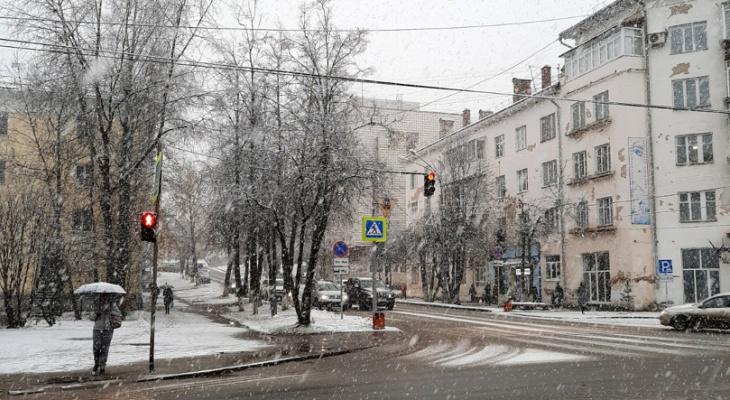 Погода в Сыктывкаре на 13 марта: снегопад и юго-западный ветер
