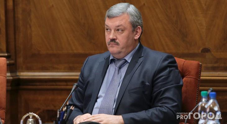 Экс-глава Коми Сергей Гапликов стал руководителем девелоперской компании
