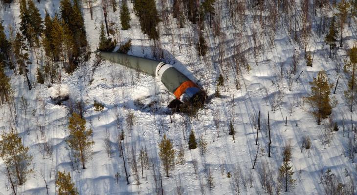 В Коми упадут части ракеты-носителя