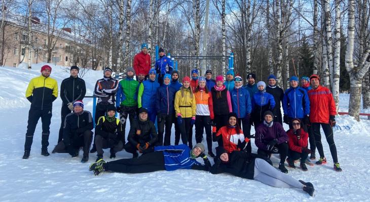Сыктывкарский беговой клуб присоединился к тематическому сбору средств для детей с синдромом Дауна