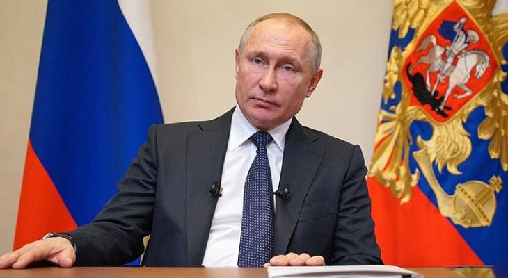 Владимир Путин рассказал, когда сделает прививку от коронавируса