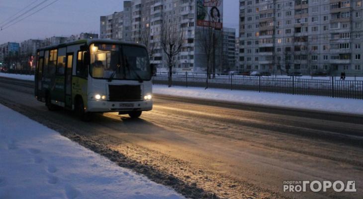 В Коми подорожает стоимость маршрута Сыктывкар-Микунь