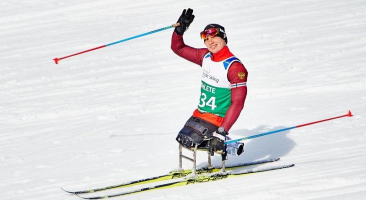Иван Голубков завоевал победу на втором этапе Кубка мира в Вуокатти