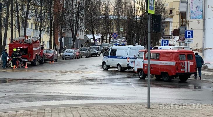 В сыктывкарском офисе «Единой России» искали бомбу