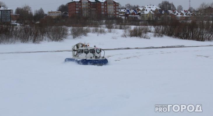 Реки Коми остаются подо льдом