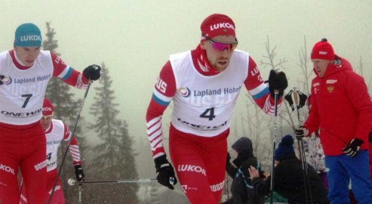 Илья Семиков из Коми стал чемпионом России в лыжном марафоне