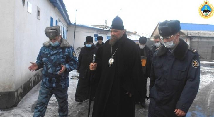 Владыка Питирим посетил исправительную колонию в Ухте