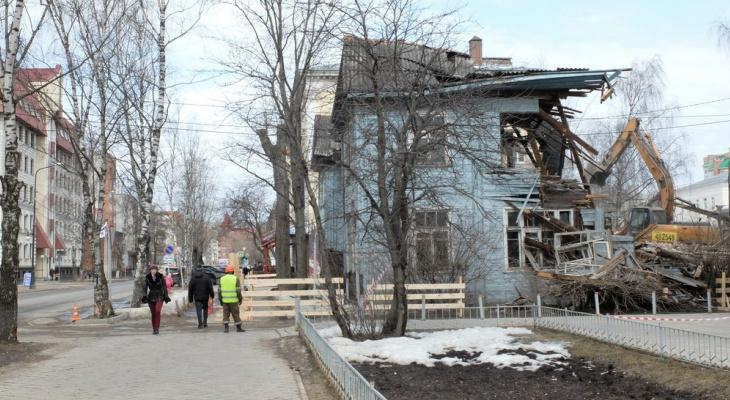 В Сыктывкаре признали аварийными еще 16 домов