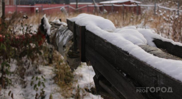 Погода в Сыктывкаре на 6 апреля: южный ветер и 10 градусов тепла
