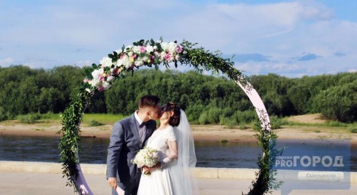 В Республике Коми сократилось количество браков