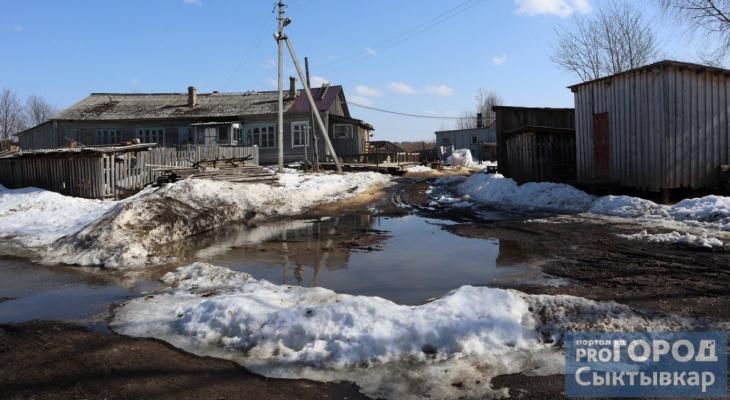 Гнев природы: фоторепортаж из сыктывкарского поселка, который ждет неотвратимый катаклизм
