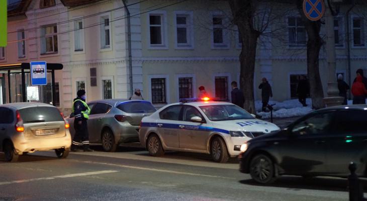 Появились подробности ДТП в Сыктывкаре, в котором водитель сбил мальчика, который ехал на самокате