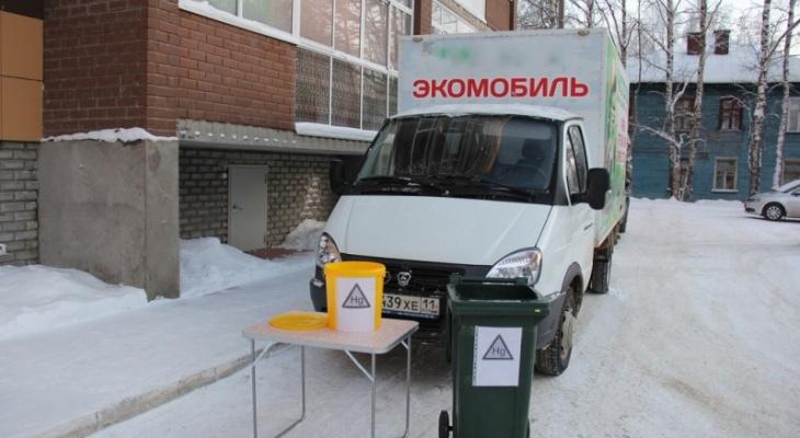 В Сыктывкаре снова появится Экомобиль