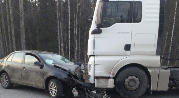 Водитель, который спровоцировал смертельное ДТП в Коми, был пьян