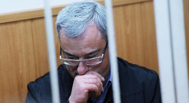 Экс-глава Коми Вячеслав Гайзер не признал вину по новому делу против него