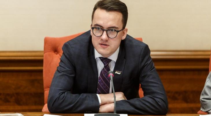 Сергей Емельянов уходит с поста министра культуры Коми