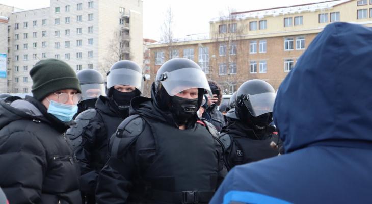 Сыктывкарцев ждут штрафы: МВД предупредило об ответственности за участие в митинге
