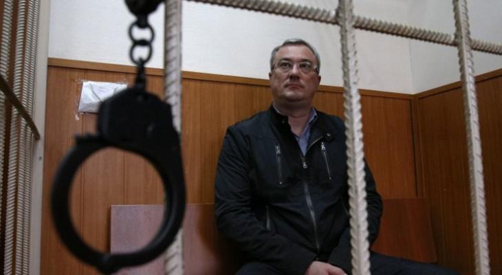 Экс-главу Коми Вячеслава Гайзера освободили от наказания