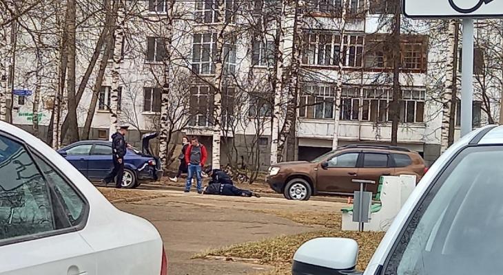 В ГИБДД Сыктывкара рассказали о пострадавшем в ДТП возле «Югора»